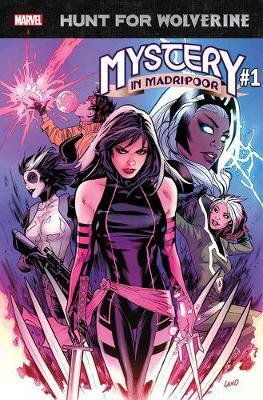 Hunt For Wolverine: Mystery In Madripoor (BOK)