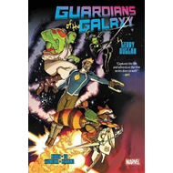 Produktbilde for Guardians Of The Galaxy By Gerry Duggan Omnibus (BOK)