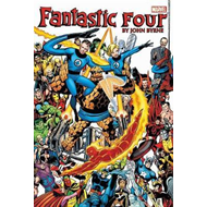 Produktbilde for Fantastic Four By John Byrne Omnibus Vol. 1 (new Printing) (BOK)