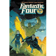 Produktbilde for Fantastic Four By Dan Slott Vol. 1: Fourever (BOK)