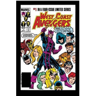 Avengers West Coast Epic Collection: How The West Was Won (BOK)