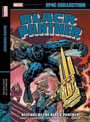 Black Panther Epic Collection: Revenge Of The Black Panther (BOK)
