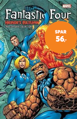 Fantastic Four: Heroes Return - The Complete Collection Vol. (BOK)