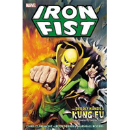 Iron Fist: Deadly Hands Of Kung Fu - The Complete Collection (BOK)