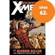 Produktbilde for Uncanny X-men By Kieron Gillen: The Complete Collection Vol. 1 (BOK)