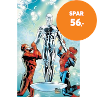 Produktbilde for Silver Surfer Epic Collection: Inner Demons (BOK)