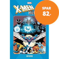 Produktbilde for X-men Milestones: Inferno (BOK)