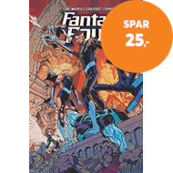 Produktbilde for Fantastic Four By Dan Slott Vol. 5: Point Of Origin (BOK)