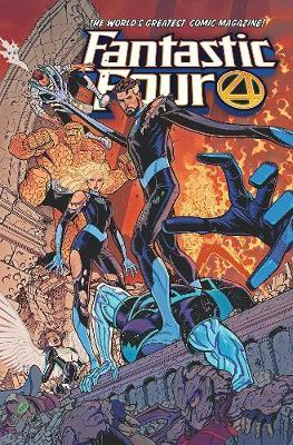 Fantastic Four By Dan Slott Vol. 5: Point Of Origin (BOK)