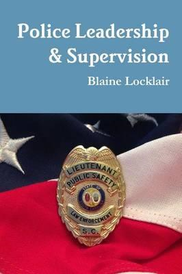 Police Leadership & Supervision (BOK)