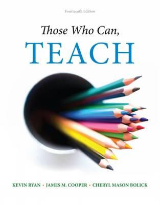 Those Who Can, Teach (BOK)