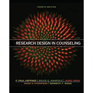 Research Design in Counseling (BOK)