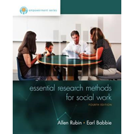 Empowerment Series: Essential Research Methods for Social Wo (BOK)