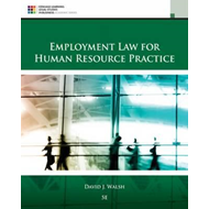 Employment Law for Human Resource Practice (BOK)