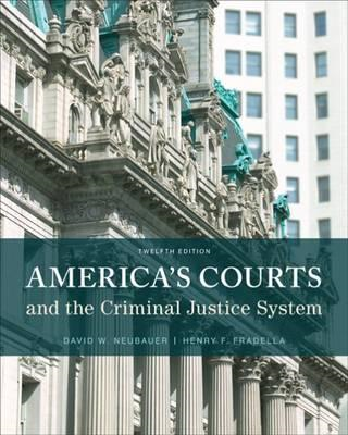 America's Courts and the Criminal Justice System (BOK)