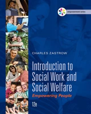 Empowerment Series: Introduction to Social Work and Social W (BOK)