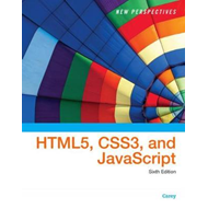 New Perspectives on HTML5, CSS3, and JavaScript (BOK)