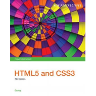 New Perspectives HTML5 and CSS3 (BOK)