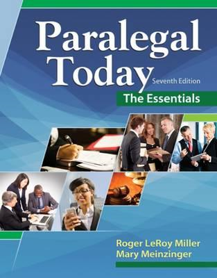 Paralegal Today (BOK)