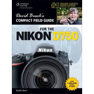David Busch's Compact Field Guide for the Nikon D750 (BOK)