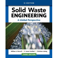 Solid Waste Engineering: A Global Perspective, SI Edition (BOK)
