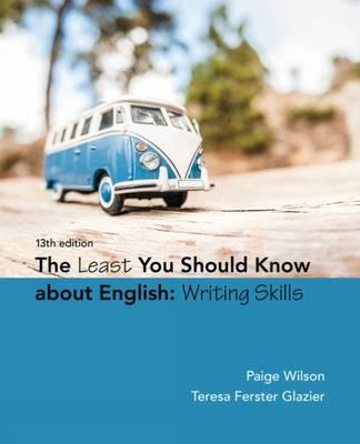 Least You Should Know About English (BOK)