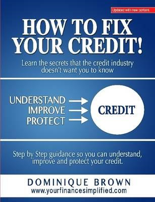 How to Fix Your Credit (BOK)