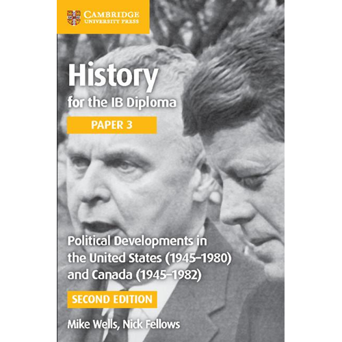 Political Developments in the United States (1945-1980) and (BOK)