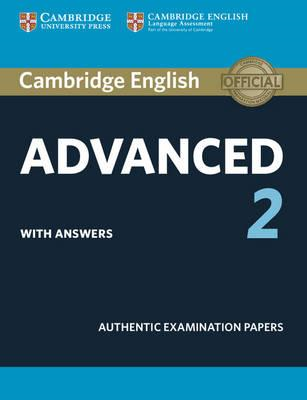 Cambridge English Advanced 2 Student's Book with answers (BOK)