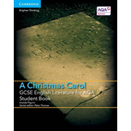 GCSE English Literature for AQA A Christmas Carol Student Bo (BOK)