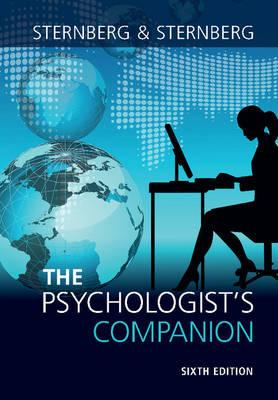 Psychologist's Companion (BOK)