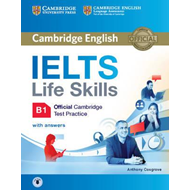 IELTS Life Skills Official Cambridge Test Practice B1 Studen (BOK)