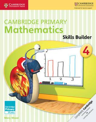 Cambridge Primary Mathematics Skills Builder 4 (BOK)