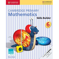 Cambridge Primary Mathematics Skills Builders 6 (BOK)