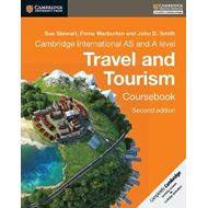 Cambridge International AS and A Level Travel and Tourism Co (BOK)