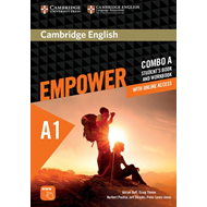 Cambridge English Empower Starter Combo A with Online Assess (BOK)