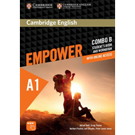 Cambridge English Empower Starter Combo B with Online Assess (BOK)