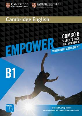 Cambridge English Empower Pre-Intermediate Combo B with Onli (BOK)