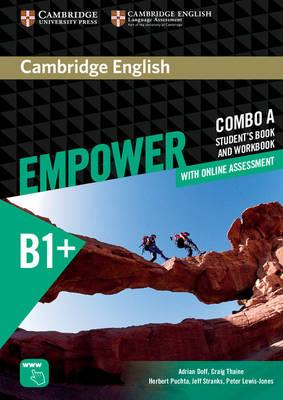 Cambridge English Empower Intermediate Combo A with Online A (BOK)