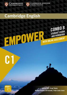 Cambridge English Empower Advanced Combo B with Online Asses (BOK)