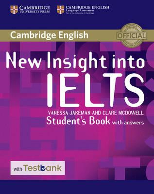 New Insight into IELTS Student's Book with Answers with Test (BOK)