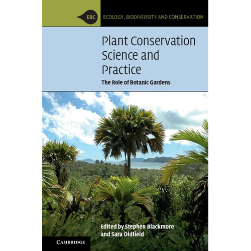Plant Conservation Science and Practice (BOK)