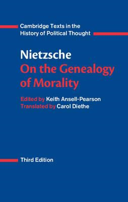 Nietzsche: On the Genealogy of Morality and Other Writings (BOK)