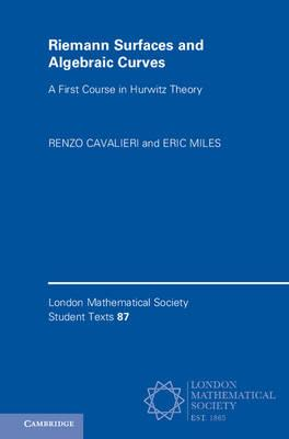 Riemann Surfaces and Algebraic Curves (BOK)