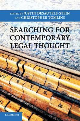 Searching for Contemporary Legal Thought (BOK)