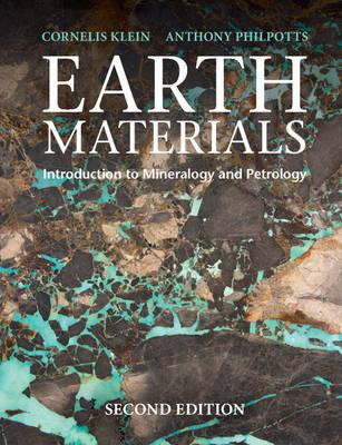 Earth Materials 2nd Edition (BOK)