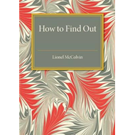 How to Find Out (BOK)