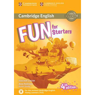Fun for Starters Teacher's Book with Downloadable Audio (BOK)