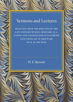 Sermons and Lectures (BOK)
