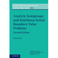 Analytic Semigroups and Semilinear Initial Boundary Value Pr (BOK)